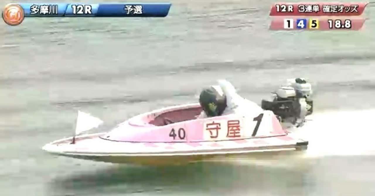 予想 多摩川 ボート レース