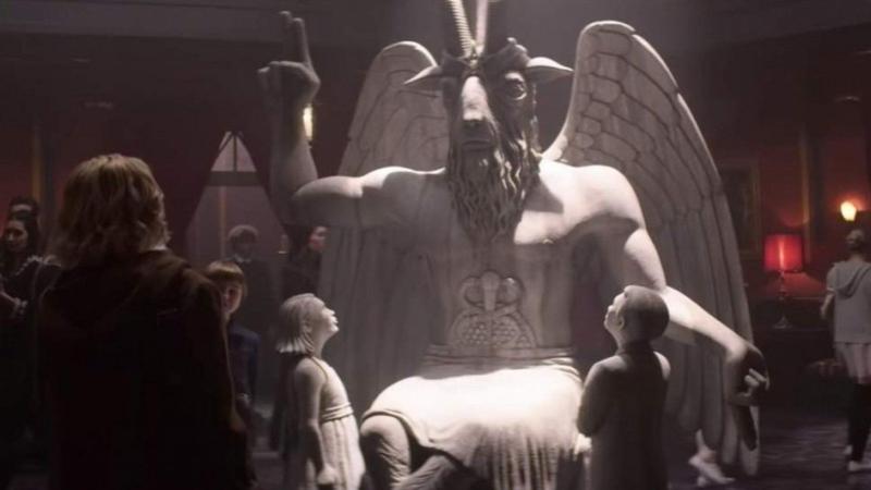 崇拝 は 悪魔 と