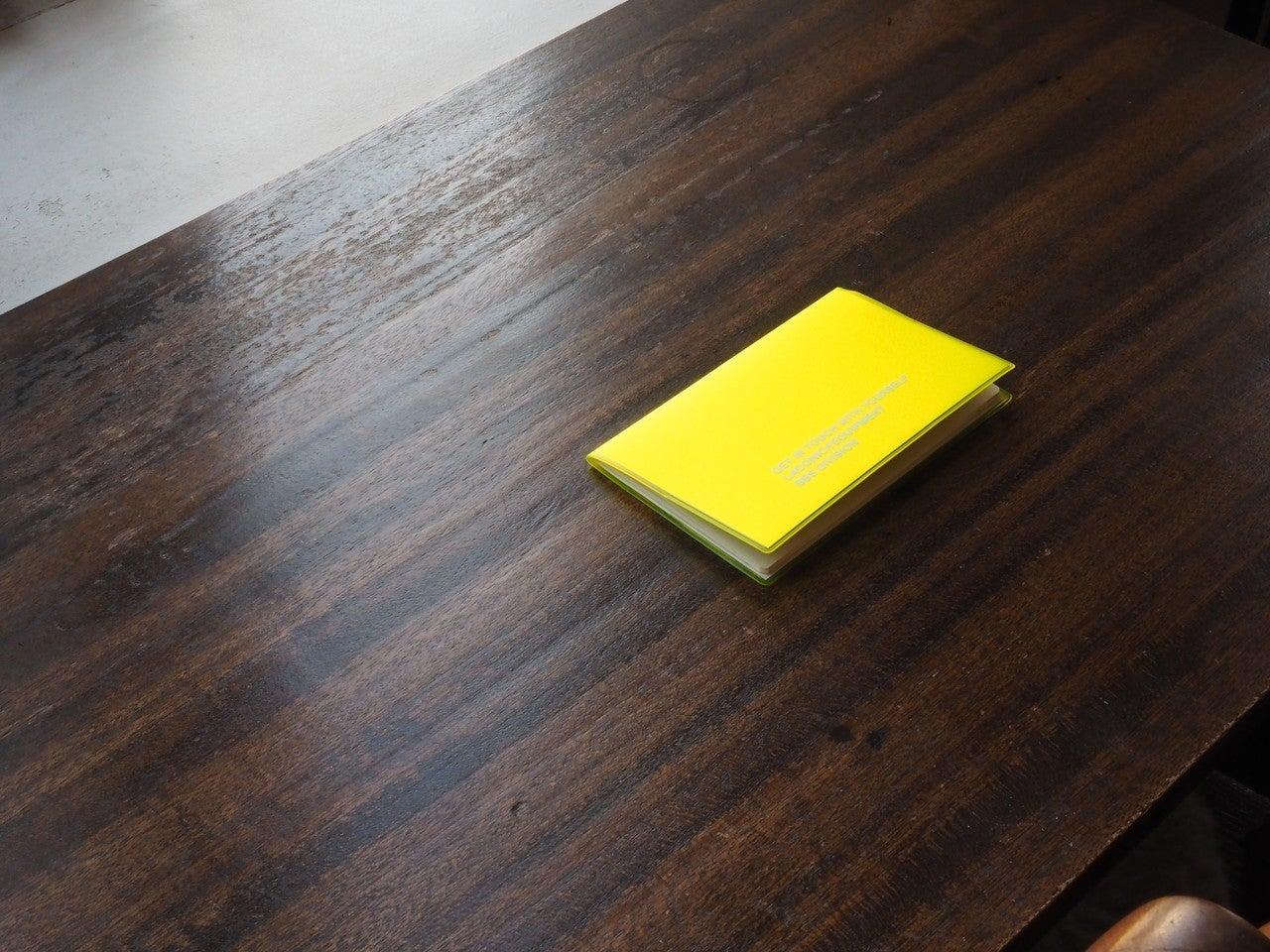 ラコニックの挑戦作 9月始まり手帳が入荷しております