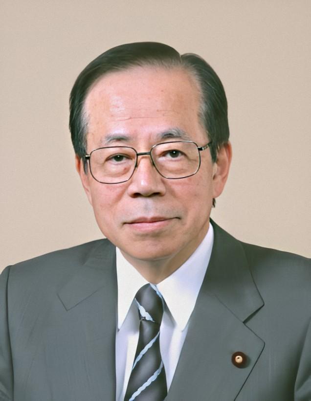 政治家の履歴書・総理編 ~福田康夫~|山内 京賀|note