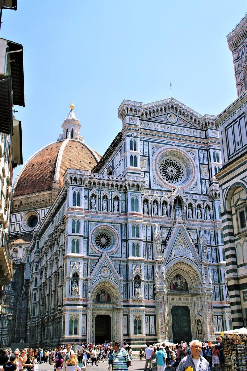 聖堂 フィレンツェ 大