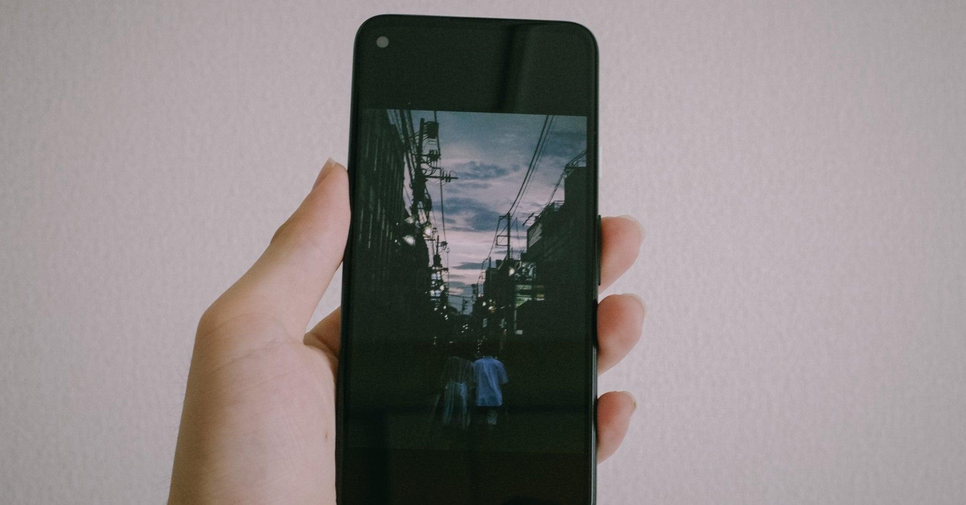 モバイル pixel4a 楽天