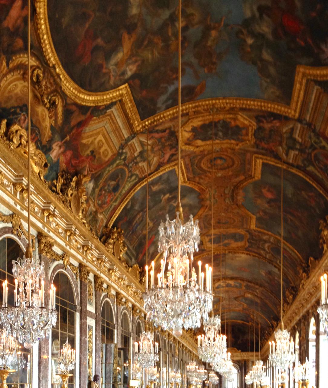 ヴェルサイユ宮殿 絢爛豪華|ミクジ|note