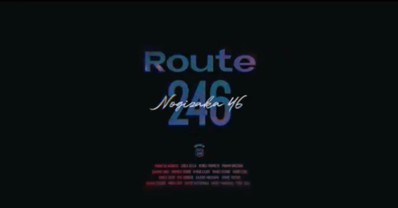 乃木坂 lyrics 46 246 route