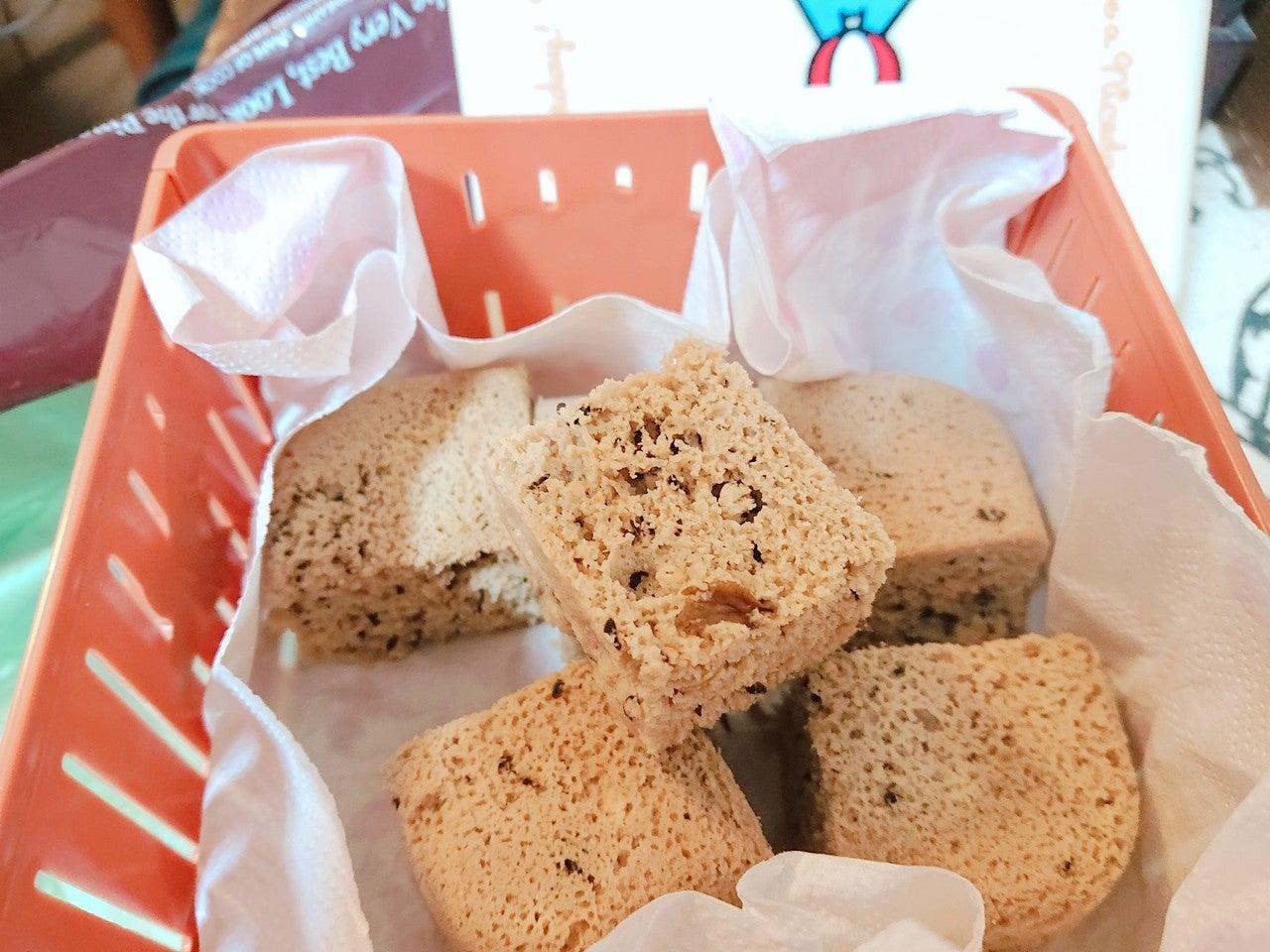 蒸し お ダイエット から パン