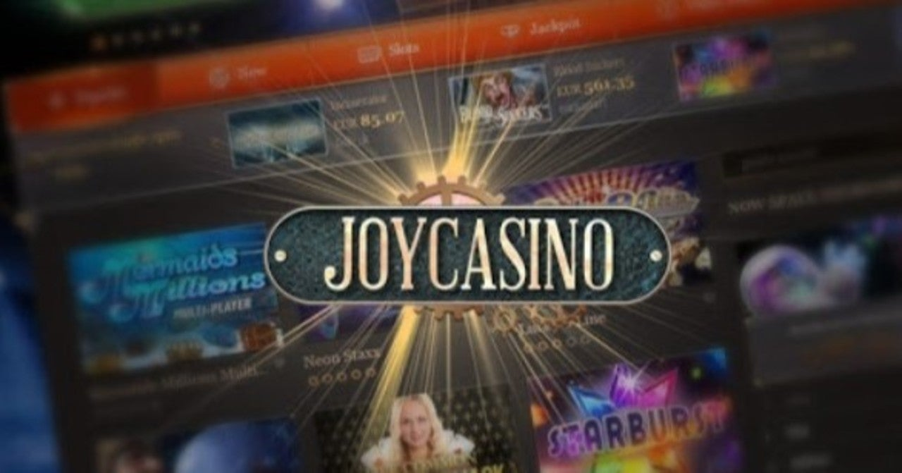 「JOYCASINO」の画像検索結果