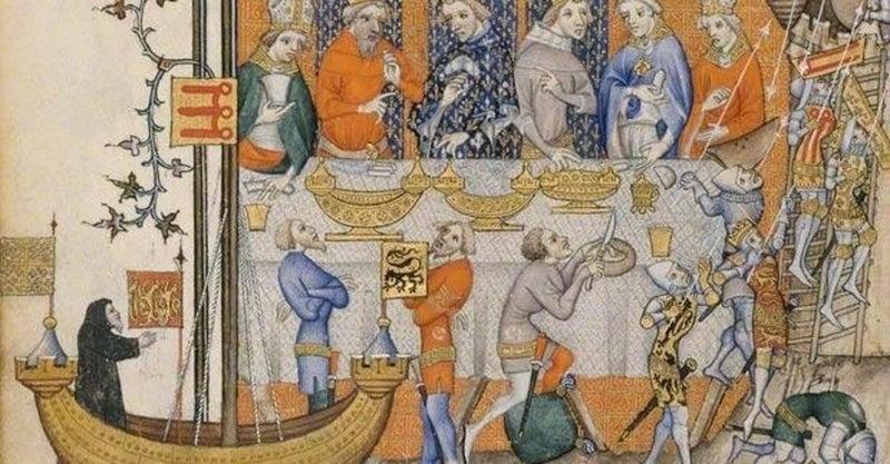 ワインにとって大きなターニングポイントだった12世紀#01|勝鬨美樹 ...