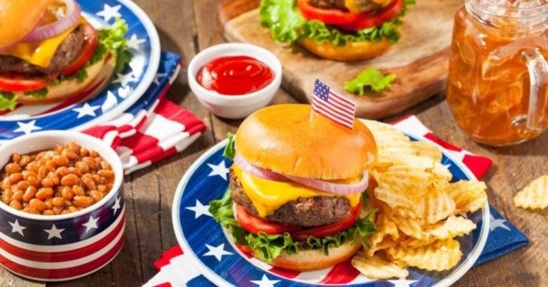食べ物 アメリカ