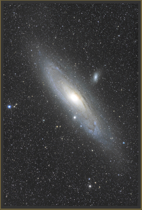 アンドロメダ銀河(M31) ドラけん note