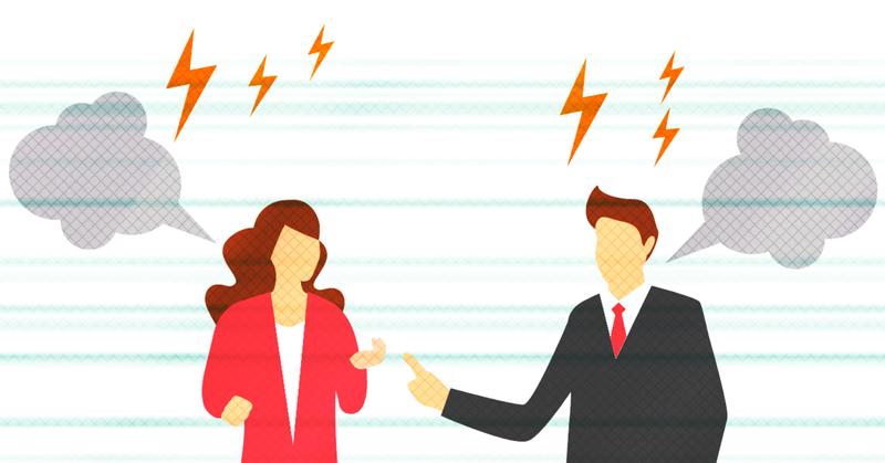ストレートな物言いに対して、感情を適切にオープンにしているか?