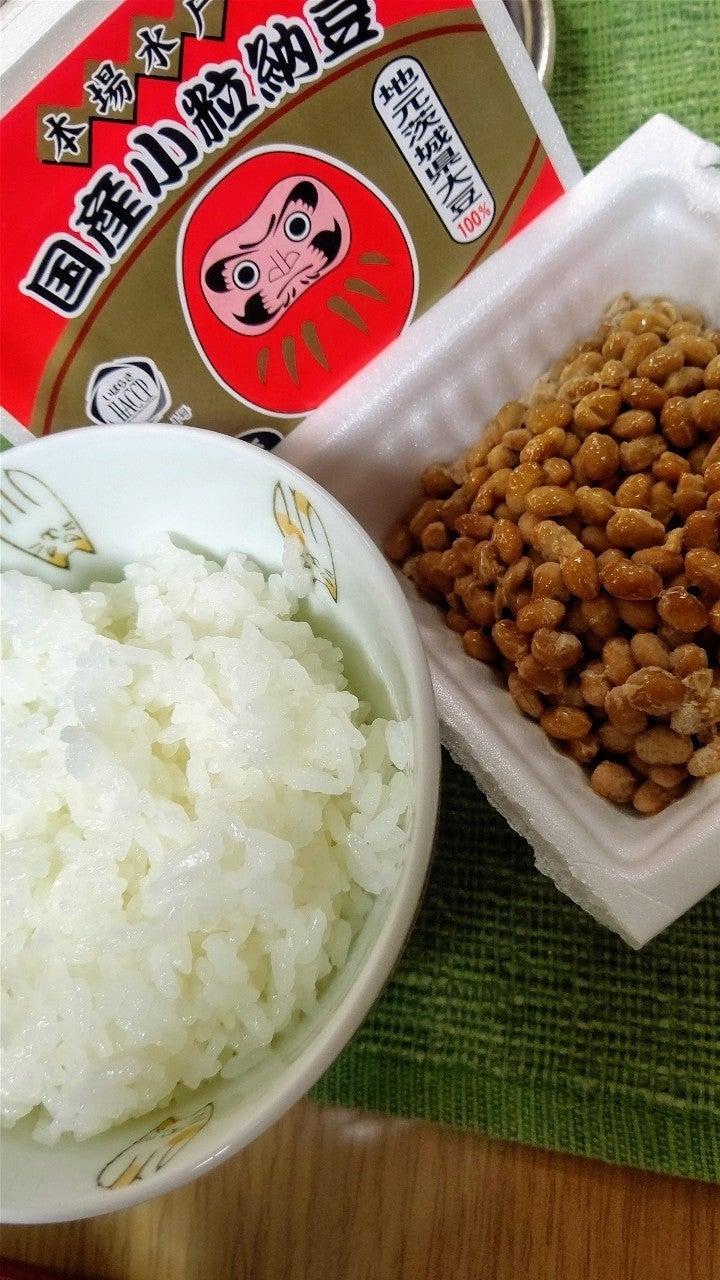 シャリシャリ 納豆