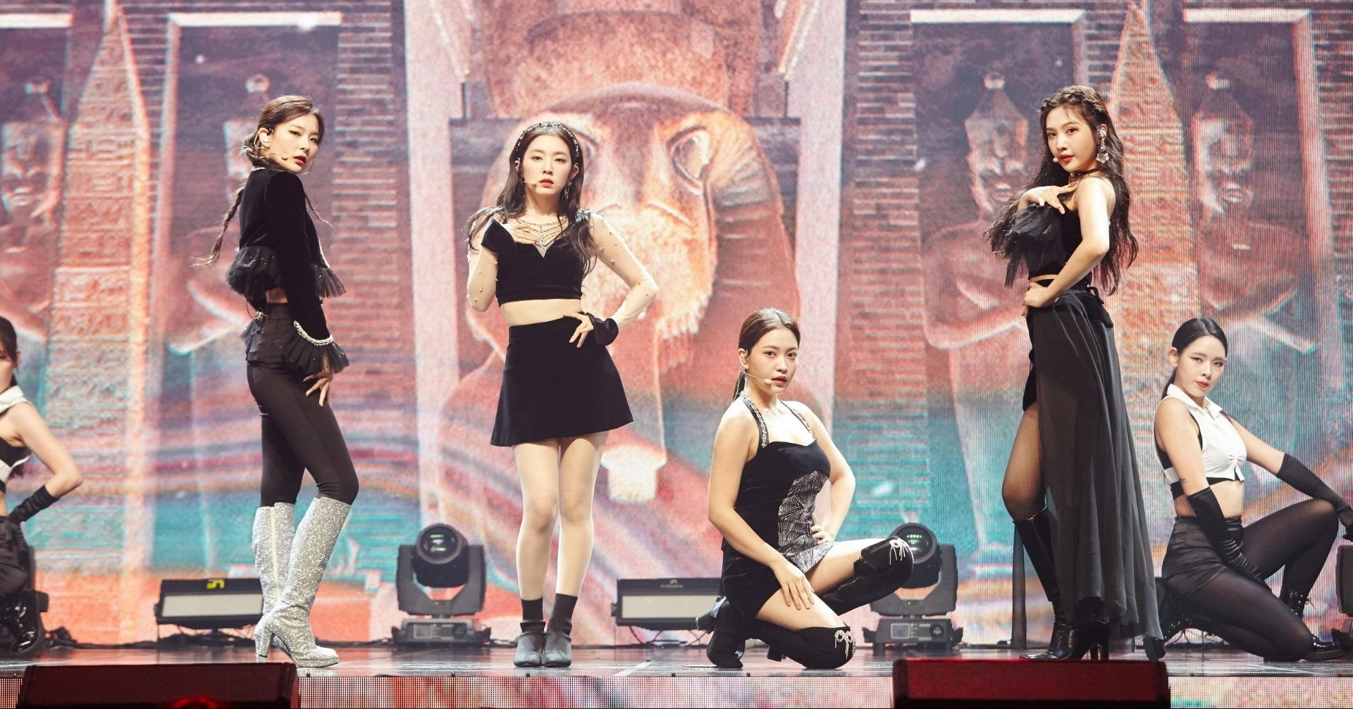 Red Velvetが魅せた25分間とは... a-nation online 2020 初のオンライン開催。