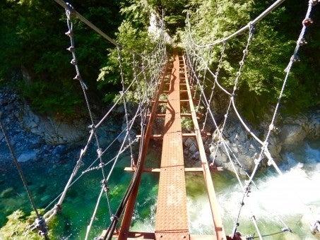 効果 吊り橋
