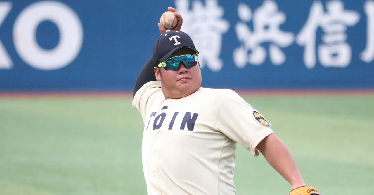 神奈川リーグドラフト候補〜桐蔭のスラッガー・渡部健人〜|Yです。|note