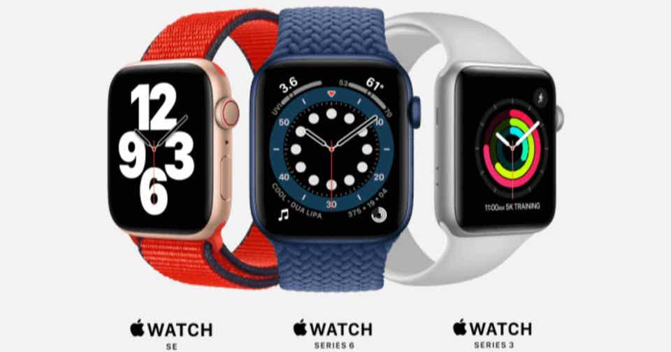 新型Apple Watch6は買いなのだろうか? くろにゃん note