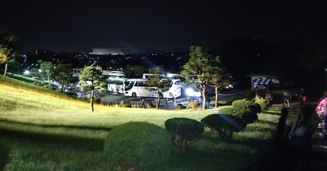 神奈川・サービスエリアへ路線バスで行く~海老名~|ぱいなぽー|note