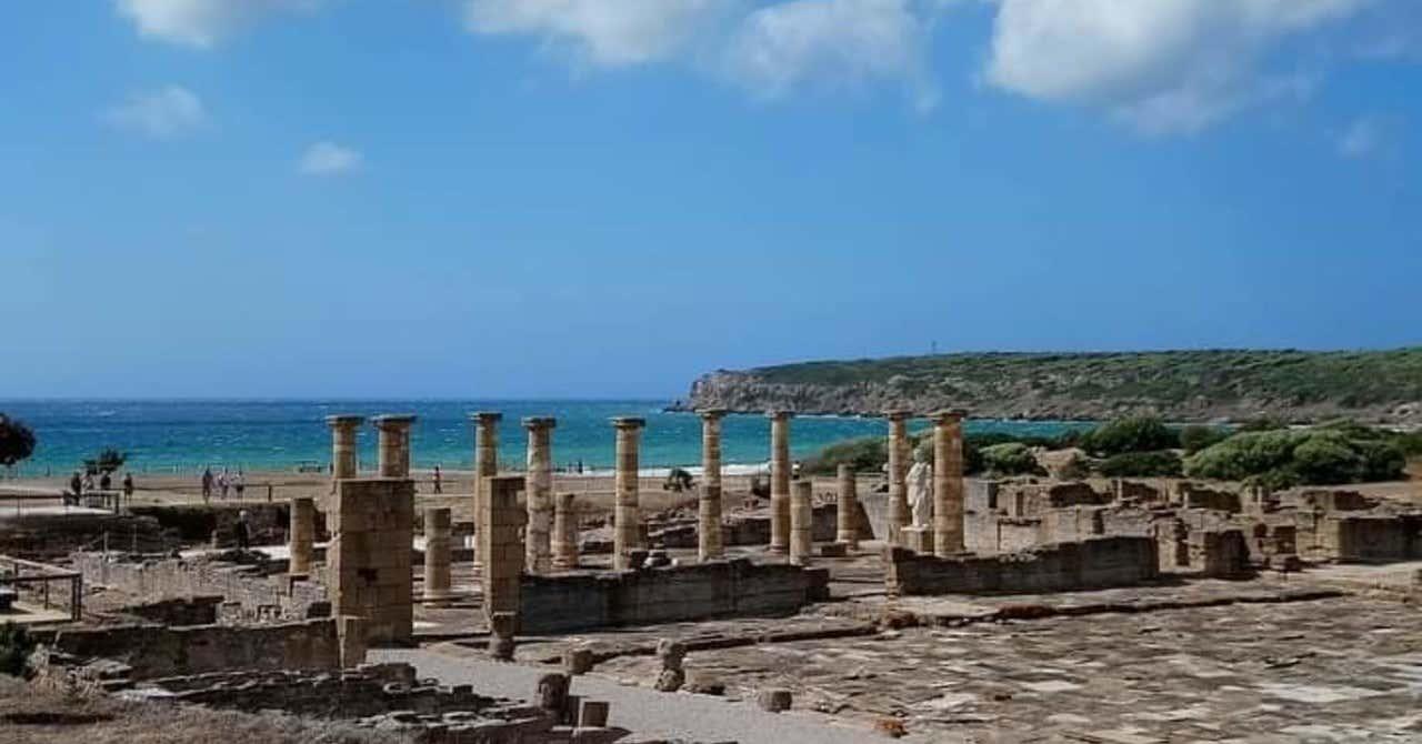 1分間でスペイン旅行】#37 ローマ帝国時代の紀元前1世紀に栄えた街 ...