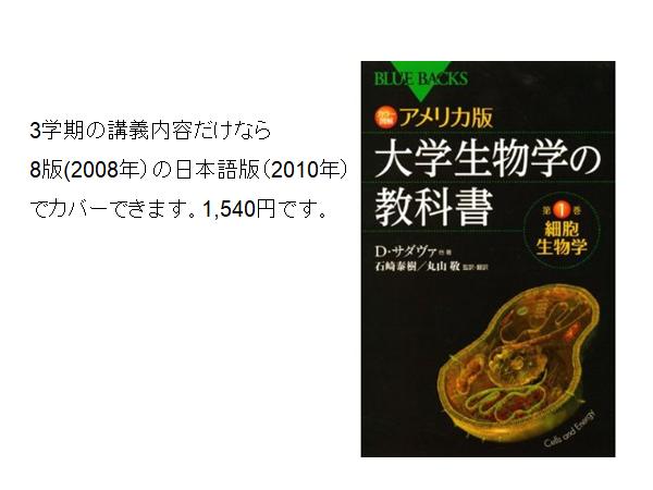 学 大学 の 教科書 生物 植物学の教科書