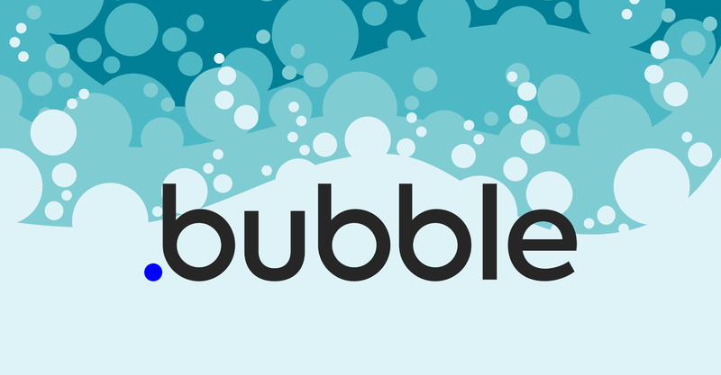 Image result for bubble ノーコード