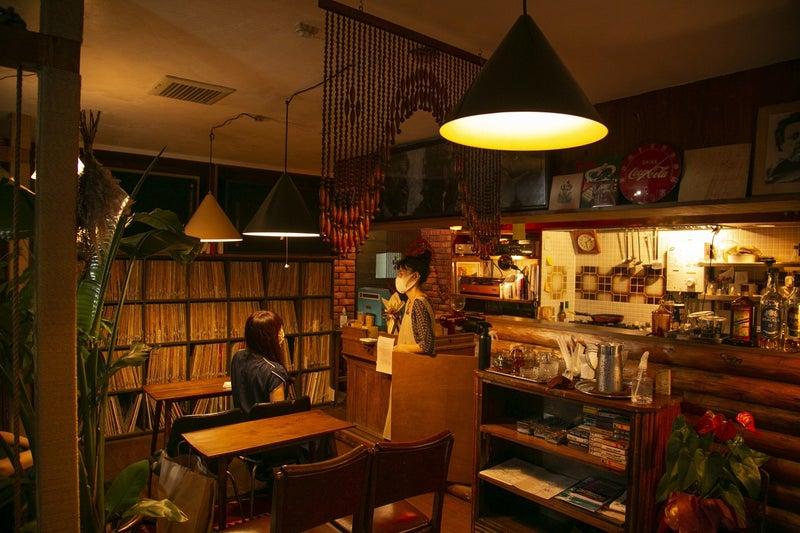 4軒目と5軒目:ジャズ喫茶マサコと、Jazzと喫茶はやし 下北沢、線路 ...