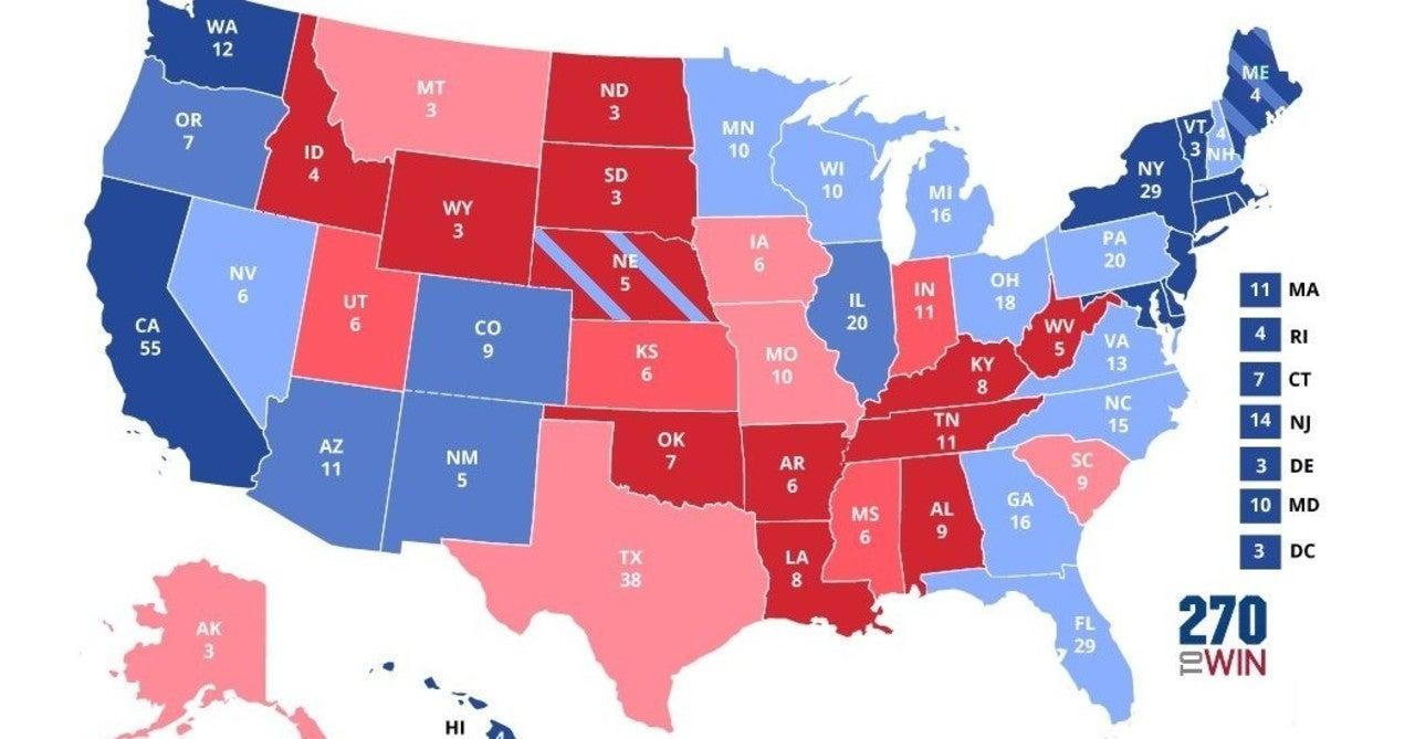 予想 アメリカ 大統領 選挙