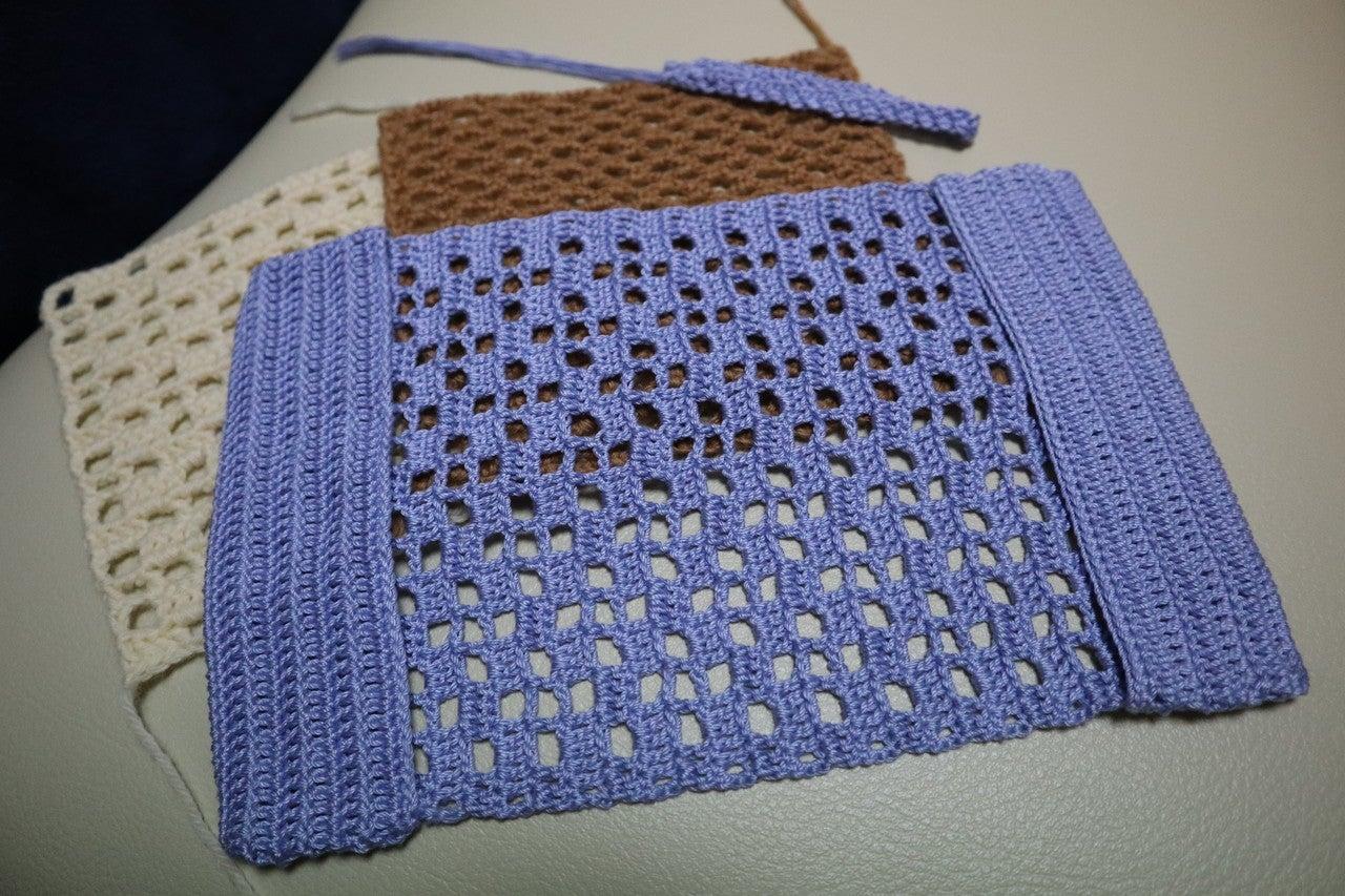 かぎ針編み①