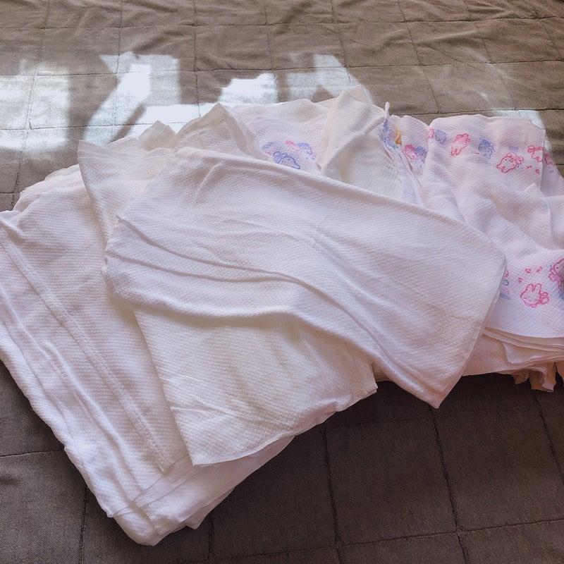 マスク 布 おむつ 手作りの布ガーゼマスクの生地選びと素材の種類、材料と便利な道具