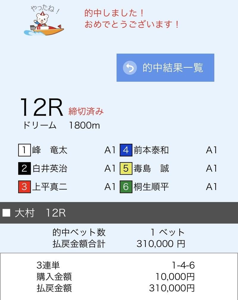 大村 12 レース 予想 2/21(日)【エクストラ銀行レース】大村12レース予想!