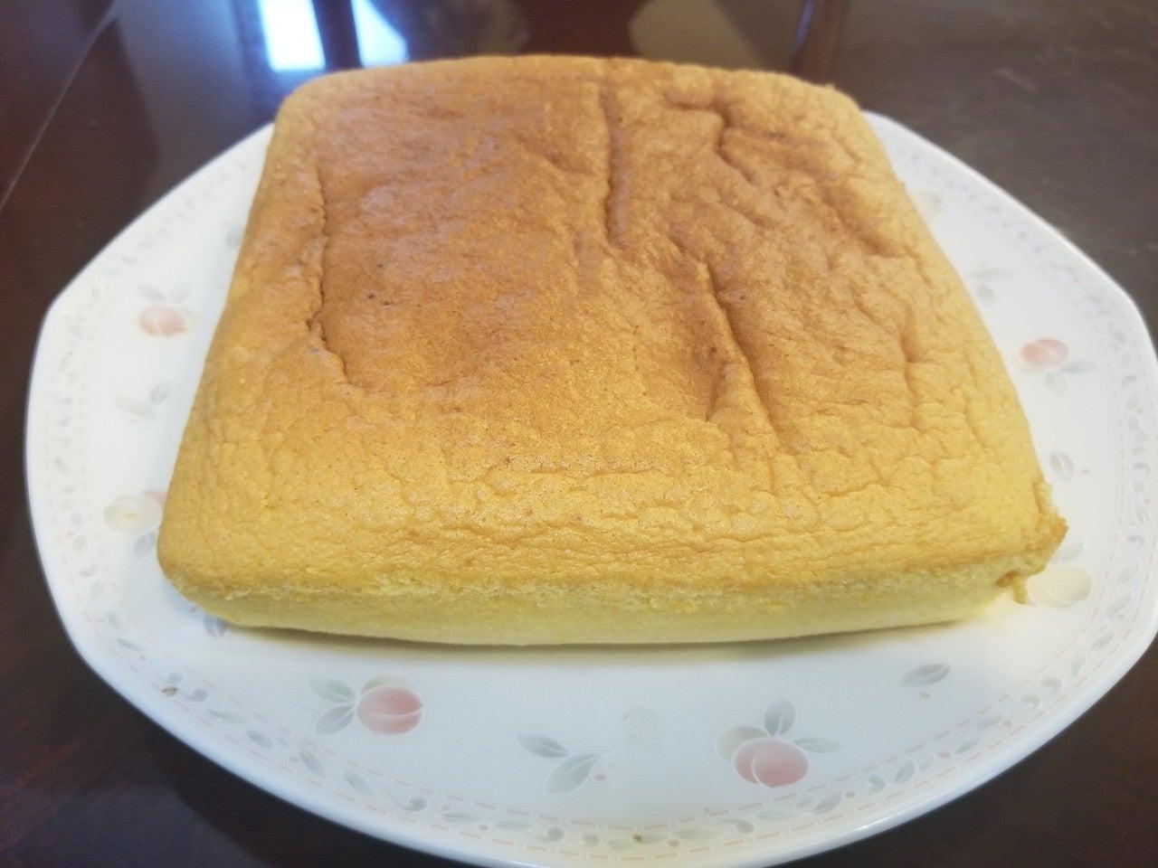 作り方 台湾 カステラ