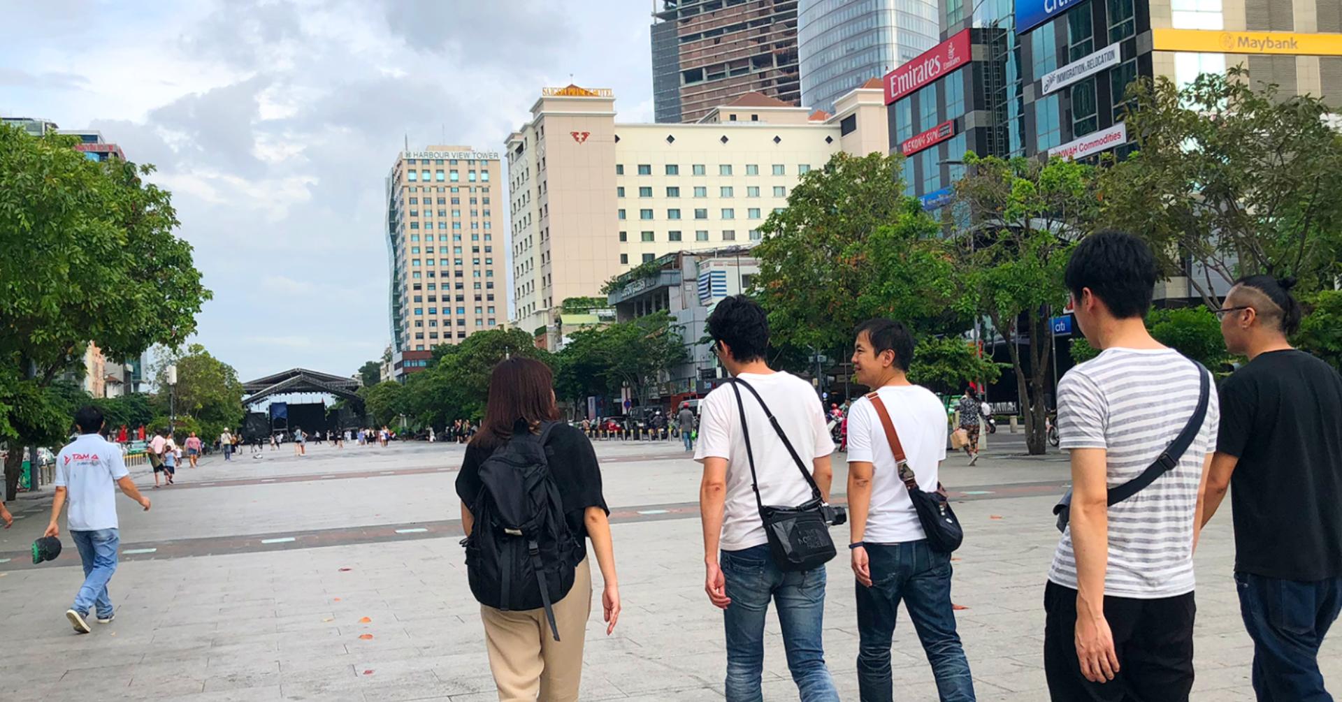 「STREAMED」を支えるオペレーションを知る!エンジニアのベトナム視察レポ。