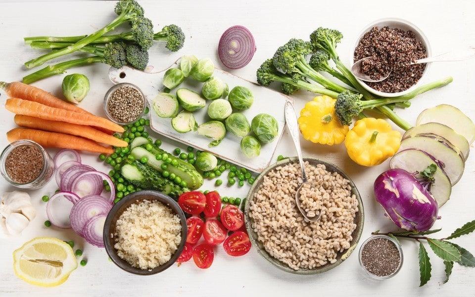 食物繊維の摂取