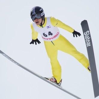 と 違反 規定 ジャンプ は スーツ スキー