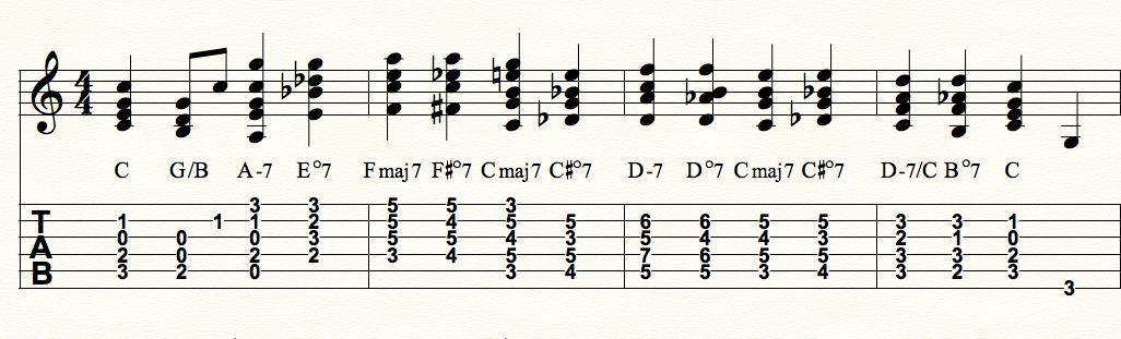 星 コード きらきら ギター