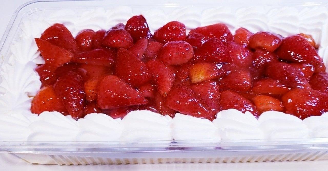ストロベリー スコップ ケーキ コストコ