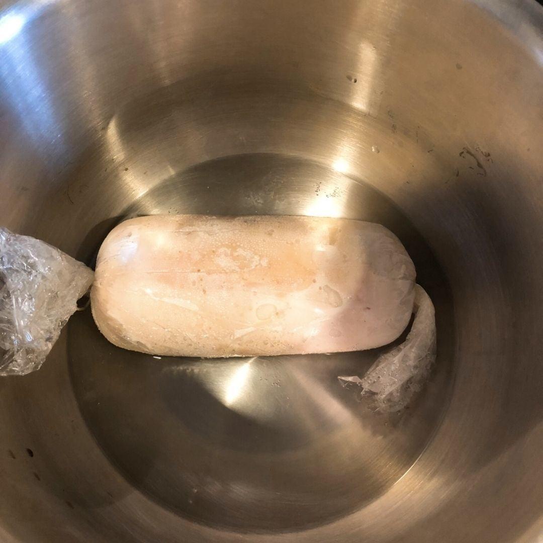 ホットクック で作る鶏ハム
