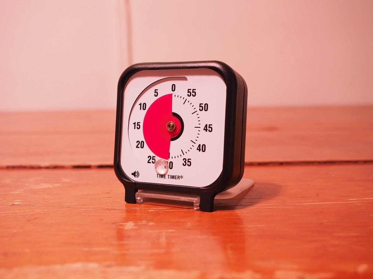 時間管理に悩むみんなにすすめたい。静かに過ぎ去る「時を見える化」する道具の話