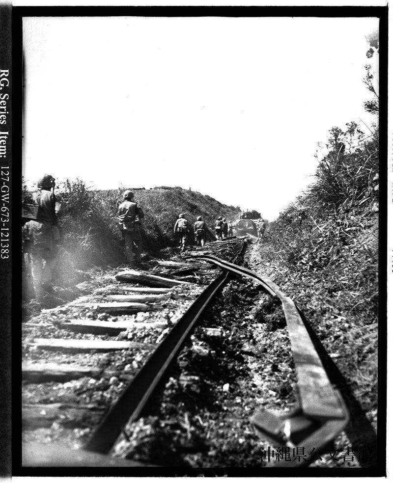 沖縄 県営 鉄道 輸送 弾薬 爆発 事故