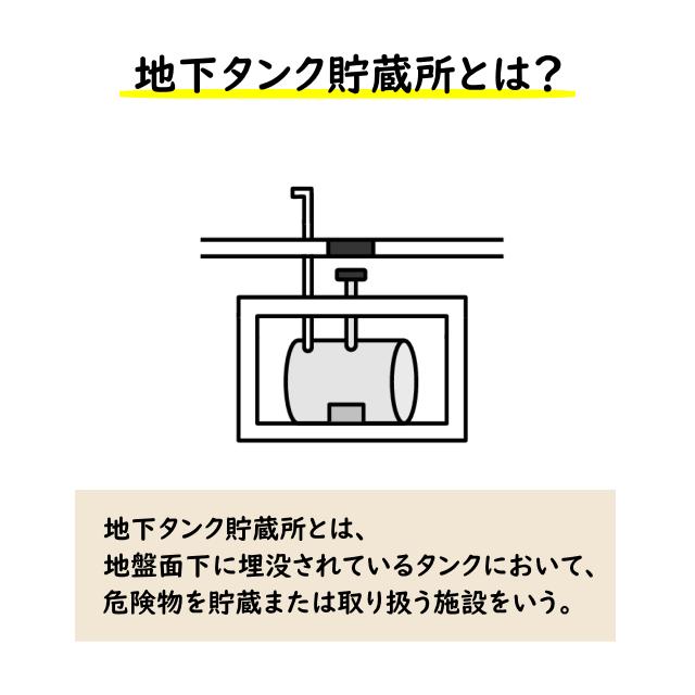 貯蔵 所 タンク 地下 危険物取扱いの「貯蔵」と「取扱い」の違い