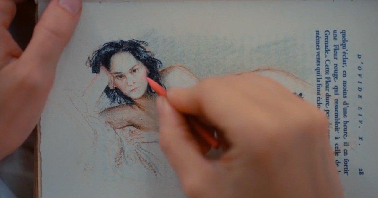 28ページの秘密… 『燃ゆる女の肖像』ラストネタバレあり フクイヒロシ(映画垢) note