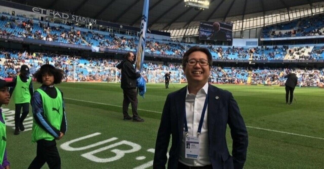シティ・フットボール・グループ(CFG)で活躍する日本人。(1/3) 西脇さんが歩んできたスポーツ界でのキャリアパスとは?