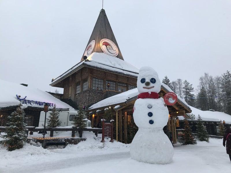 サンタクロース村(Santa Claus Village)へ🎅🏻|ゆり|note
