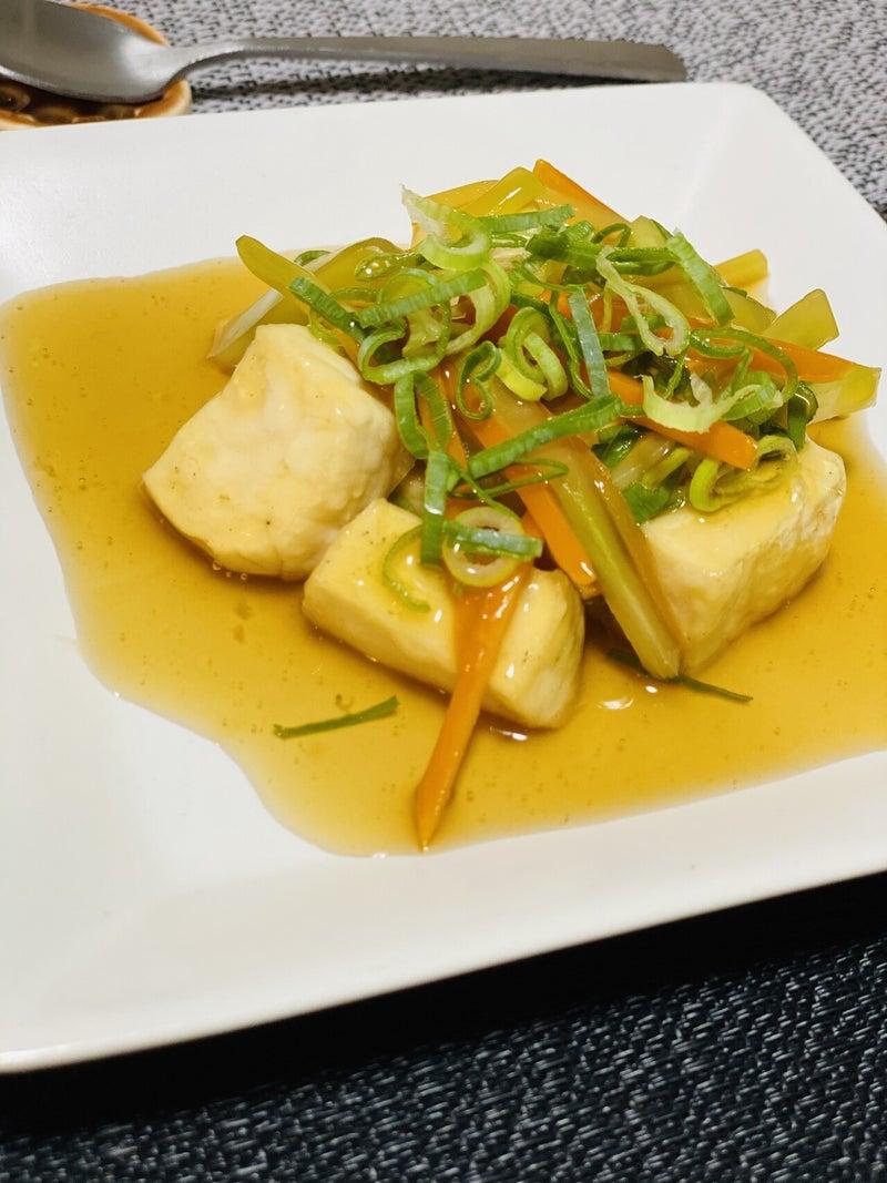 あんかけ 揚げ 出し 豆腐