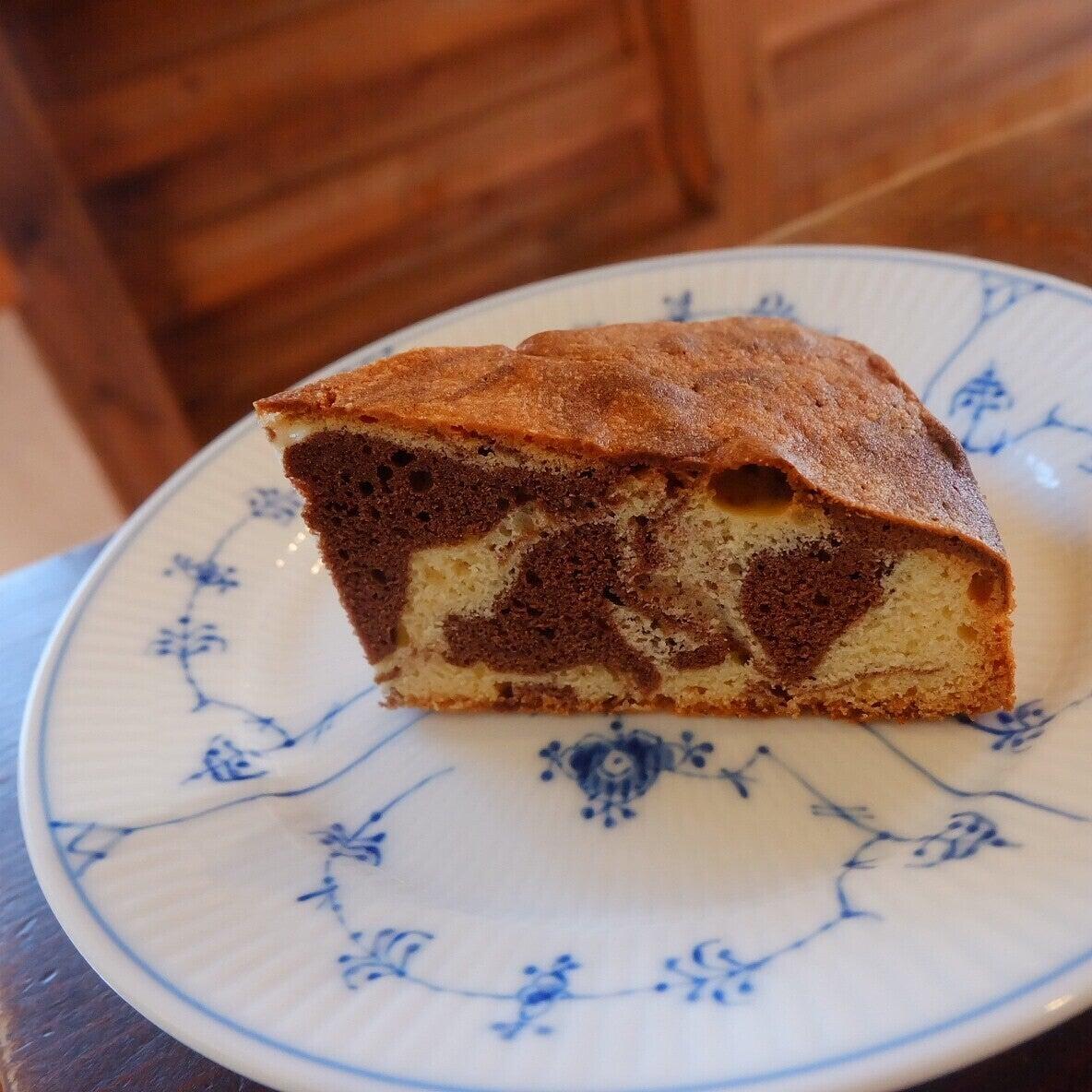 ケーキ マーブル パウンド