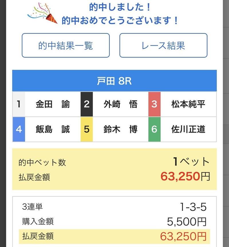 競艇 結果 戸田 戸田 出目解析