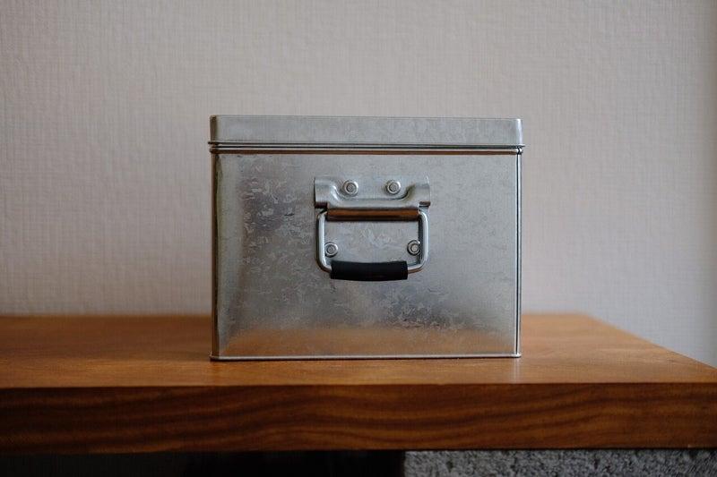 無印 トタン ボックス