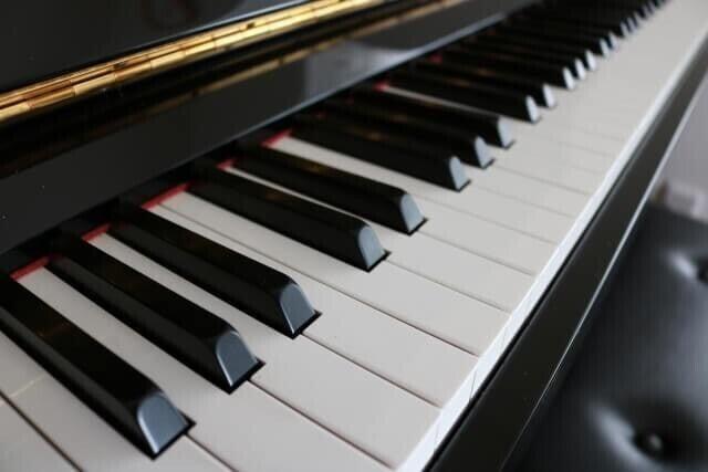 ピアノ 鍵盤 数