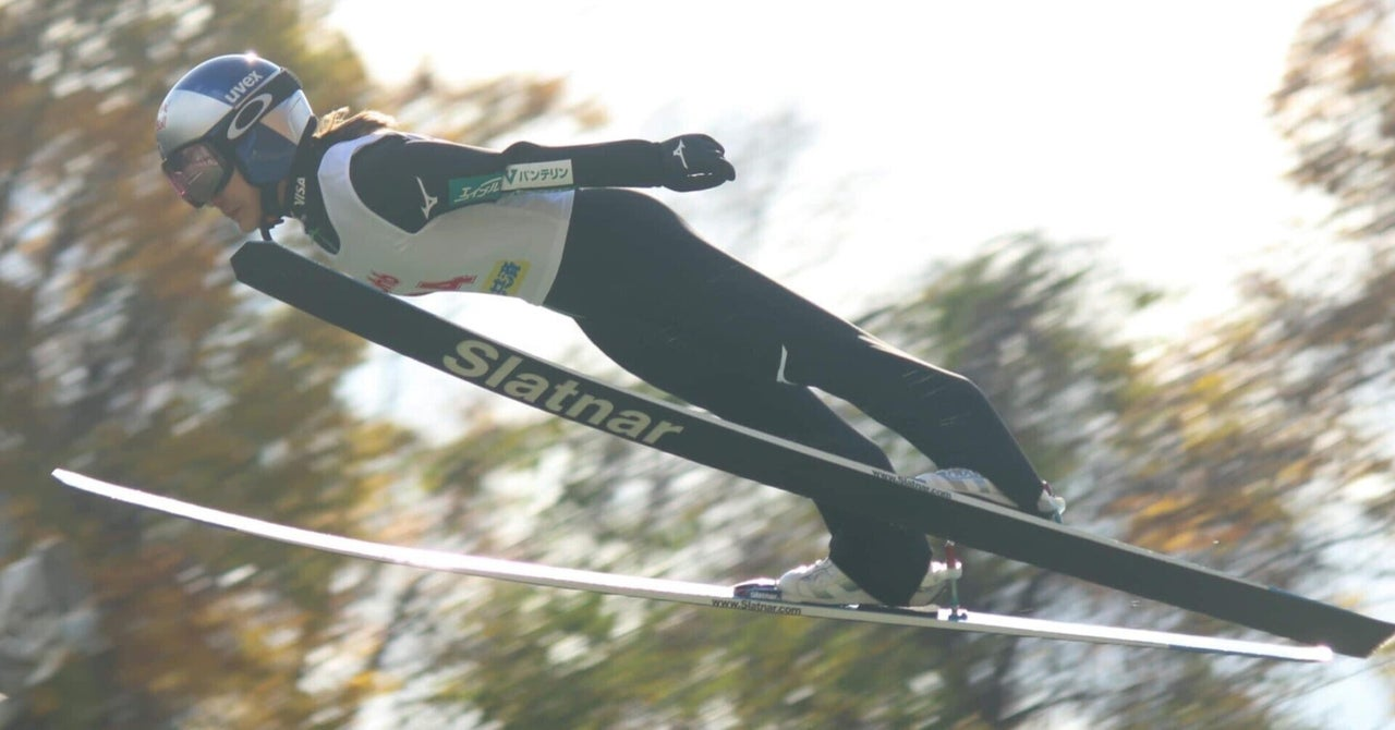 規定 違反 スキー ジャンプ スーツ