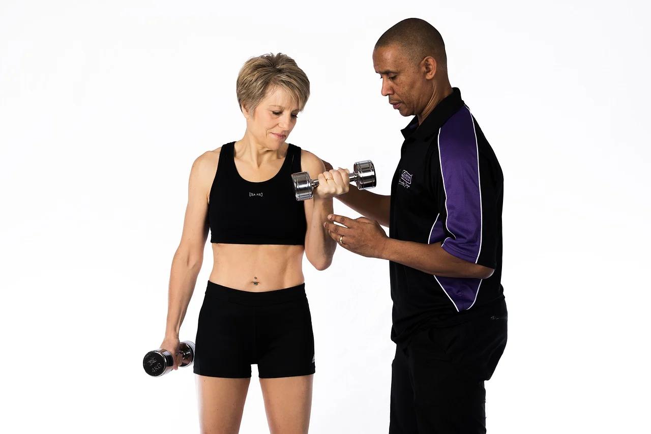 女性 男性 トレーニング