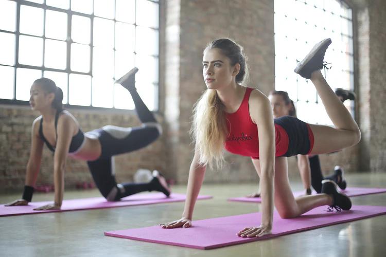 女子 女性 トレーニング