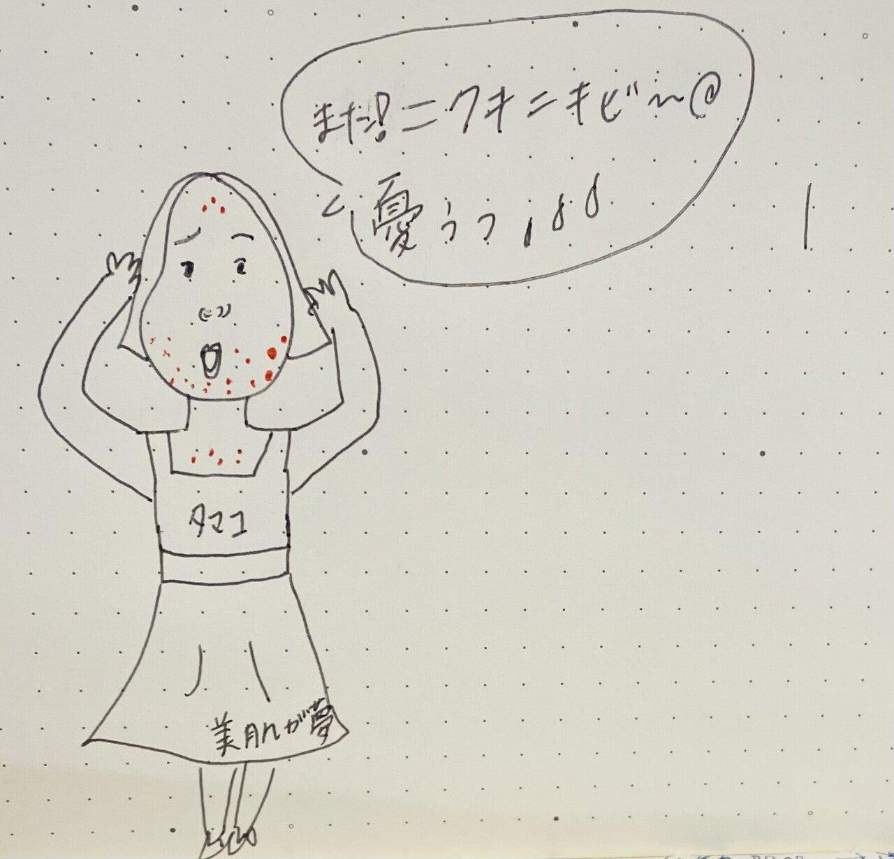 ニキビ最新情報シェア❤︎